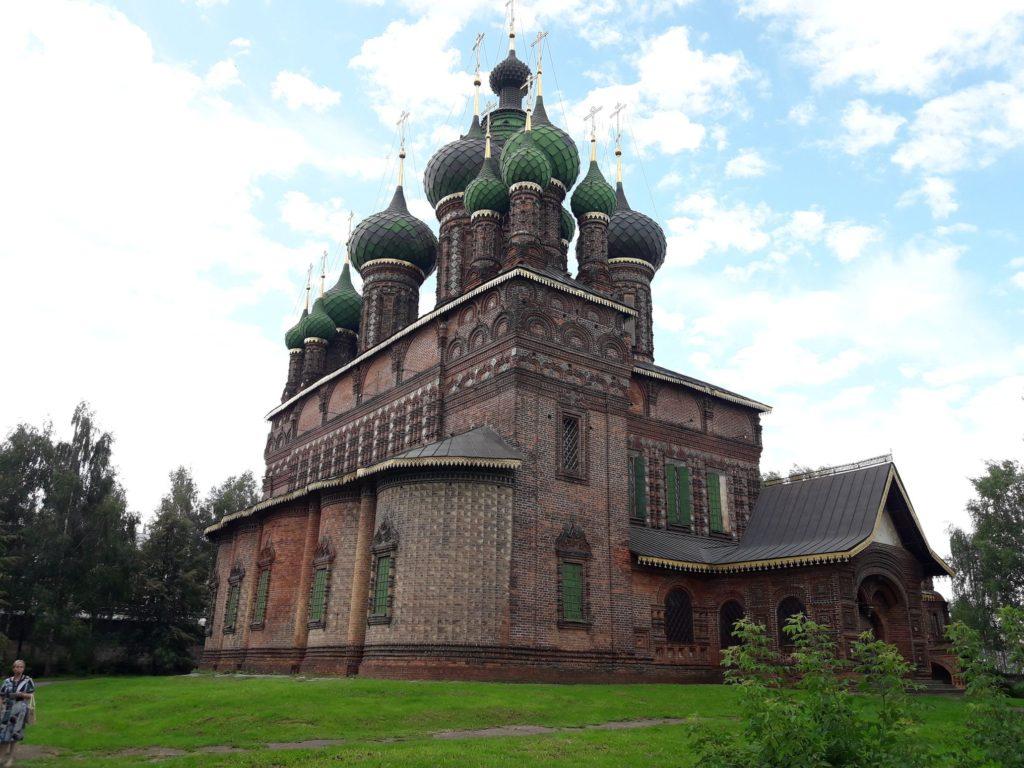 Ярославль. Храм Иоанна Предтечи