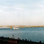 Мост через Волгу: Саратов - Энгельс