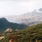 Вид на Лисью бухту