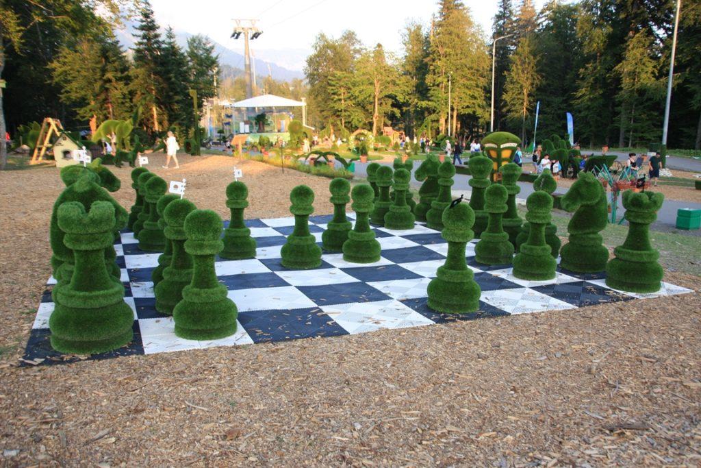 Горки город: шахматы