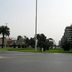 Площадь международного торгового центра Измира