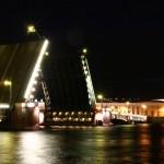 Разведённый мост