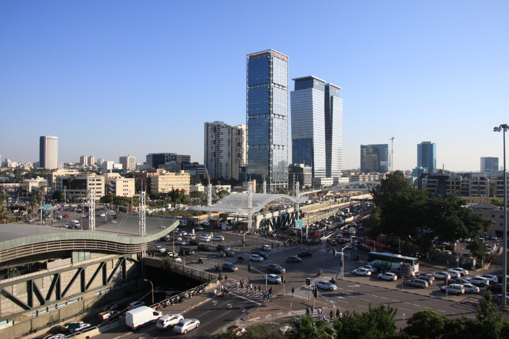 Тель-Авив - современный мегаполис