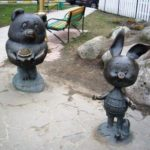 Винни-пух и Пятачок
