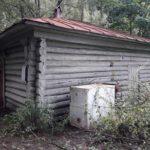 Ещё один 200-летний домик из сруба