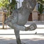 Странная недо-скульптура :)